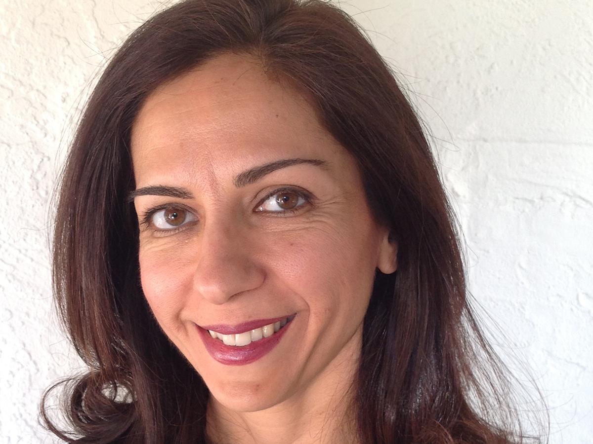 A photo of Maryam Salehomoum