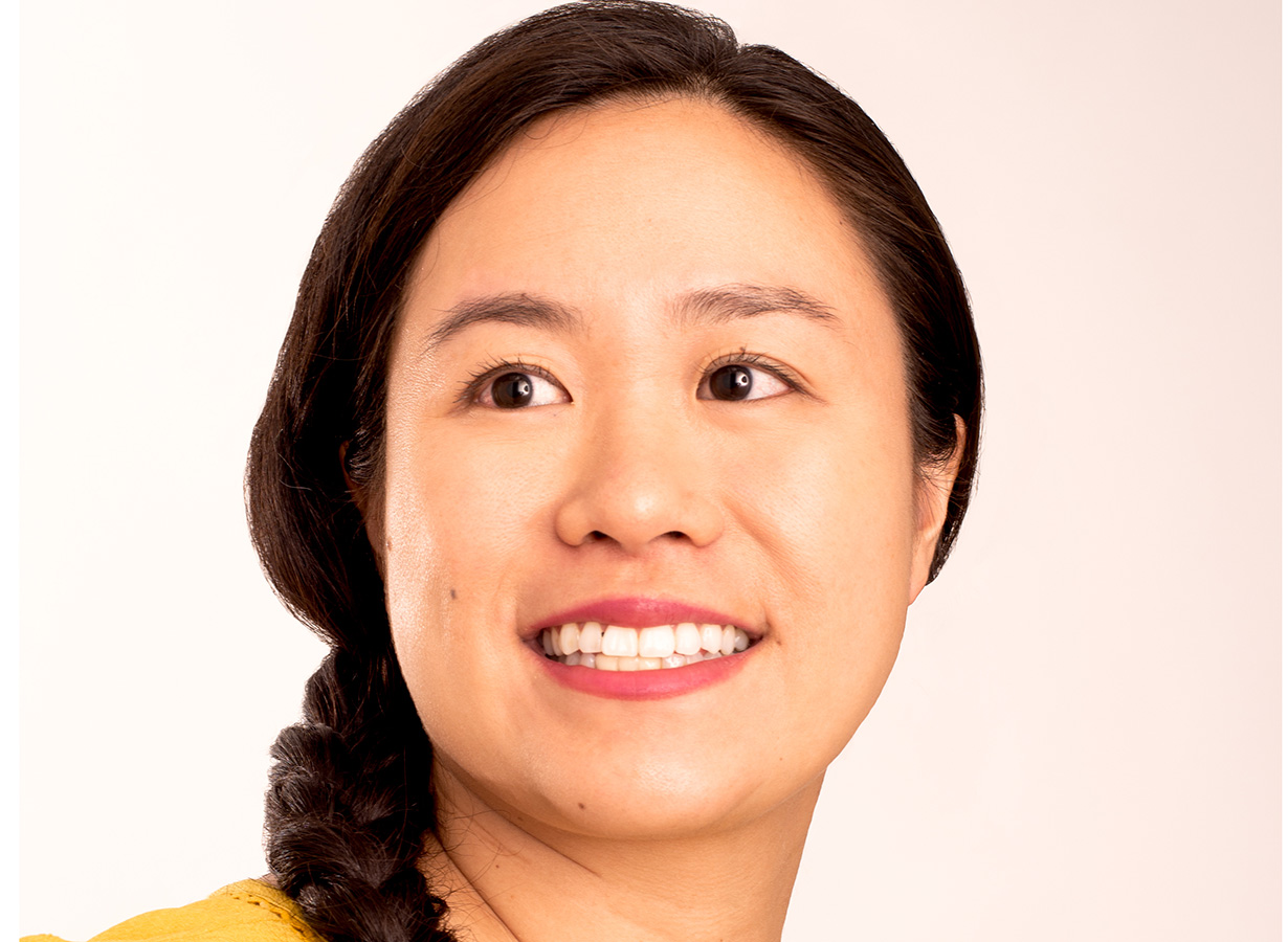 A photo of Rachel Kuo