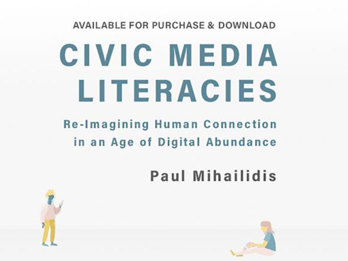 Civic Media Literacies cover