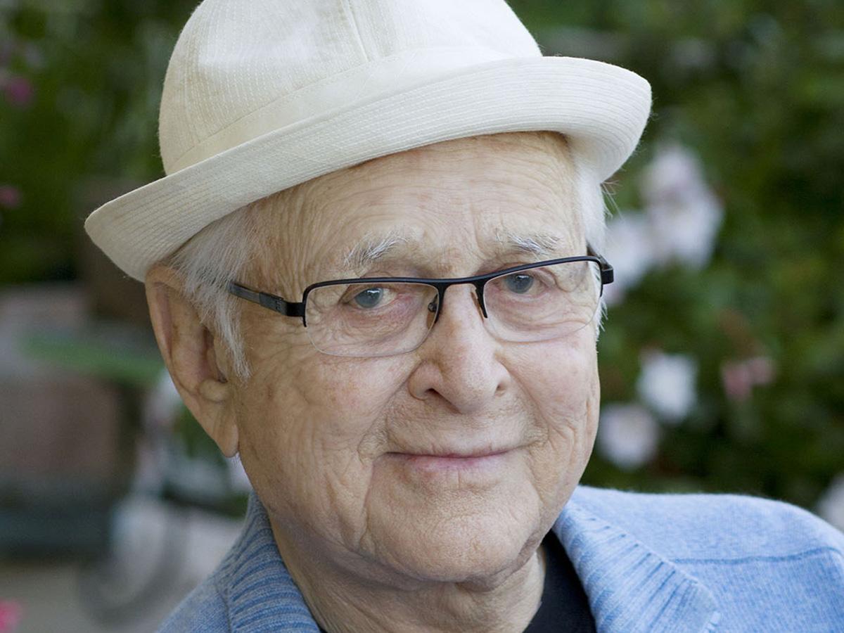 Norman Lear headshot