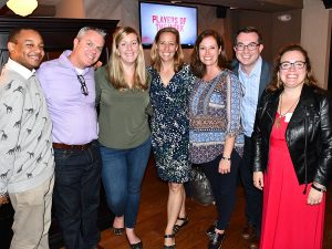 Boston alumni and staff