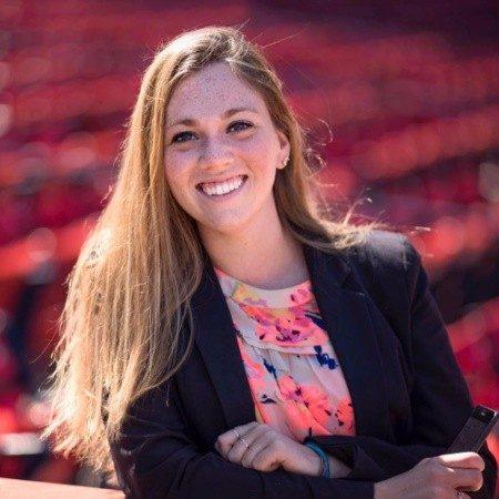 Kelsey Doherty '14, Emerson alumna