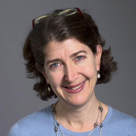 Melia Bensussen headshot