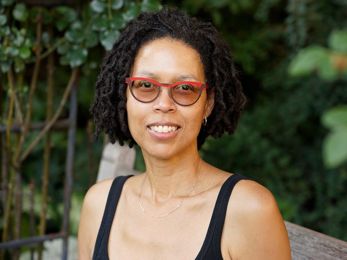 A photo of Evie Shockley