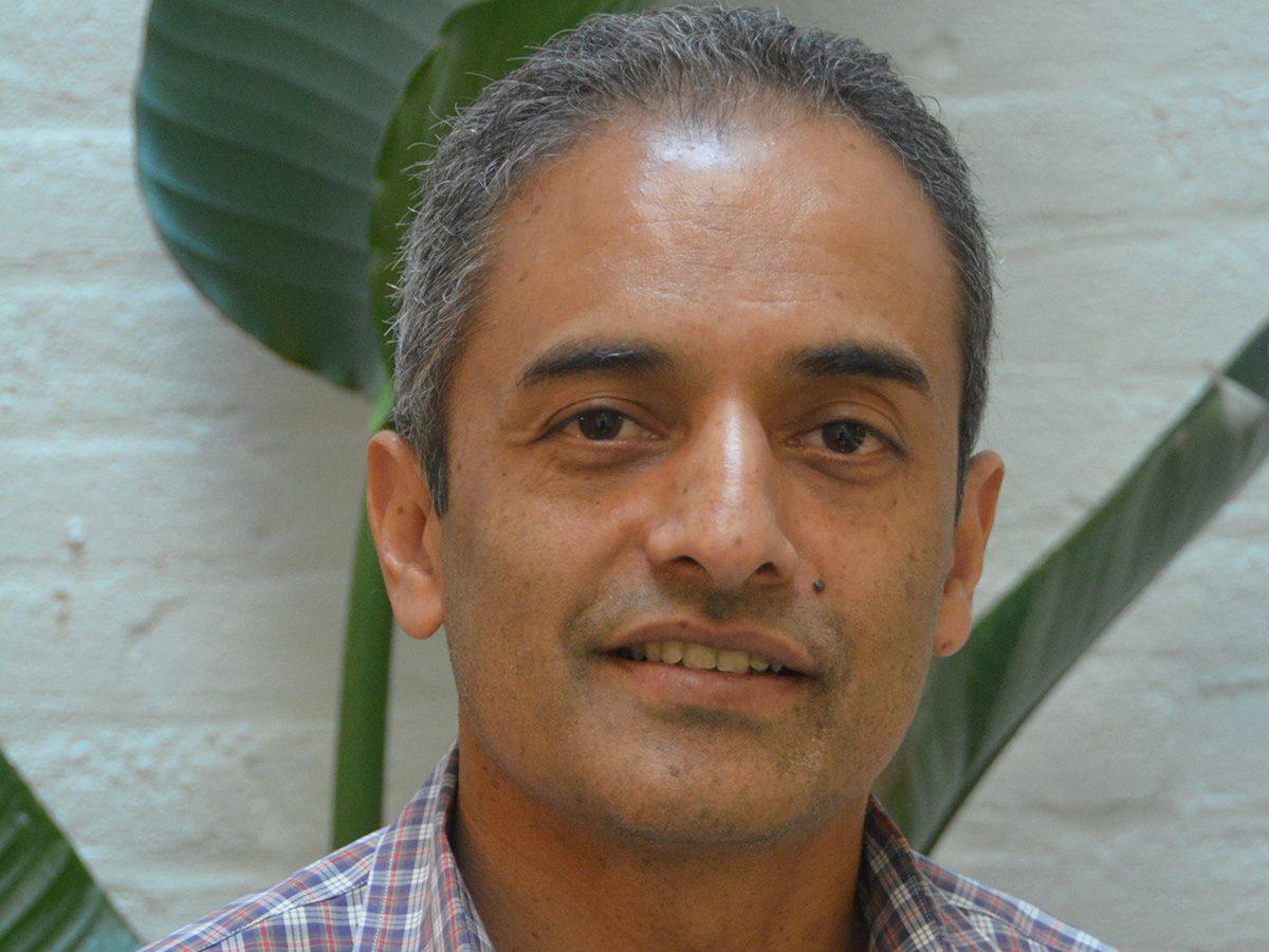 Sanjay Pothen headshot
