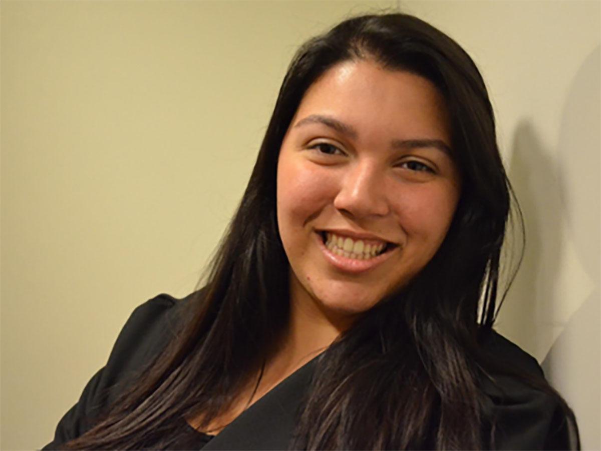 Angelika Romero, class of 2015