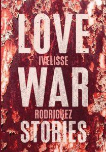 Love War Stories book jacket