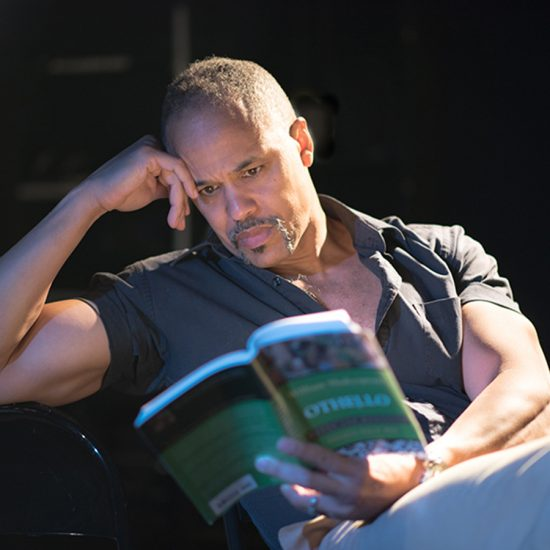 Keith Hamilton Cobb reading Othello