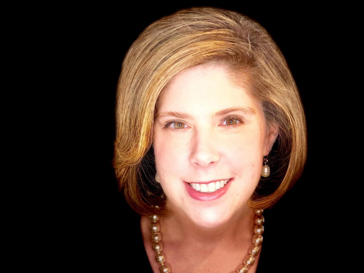 Meredith Ainbinder headshot