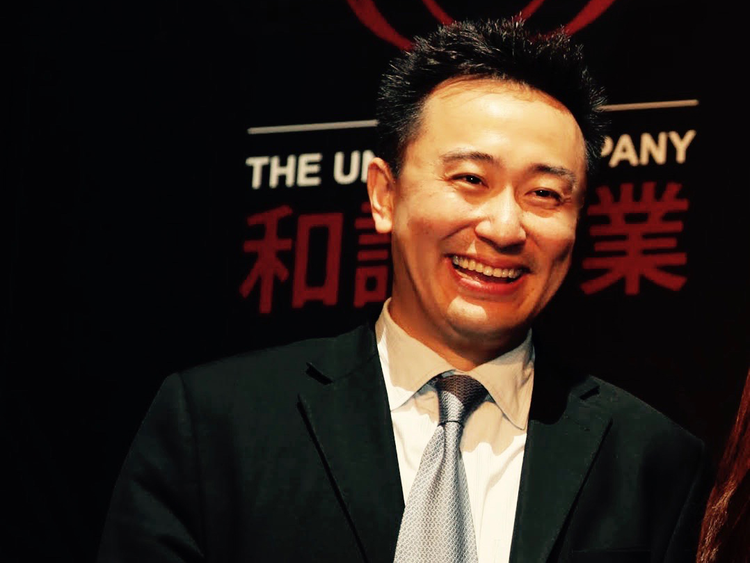 Weiko Lin headshot