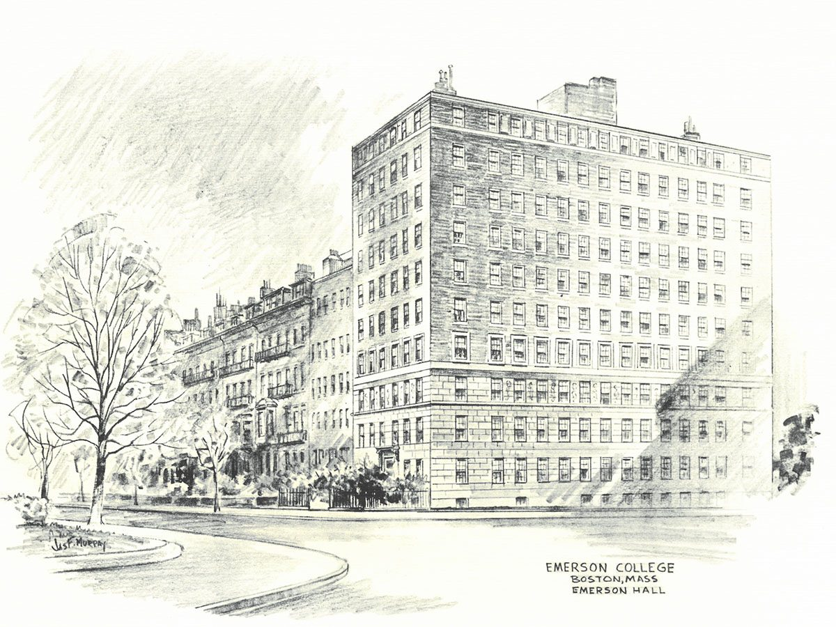 Rendering of 100 Beacon Street