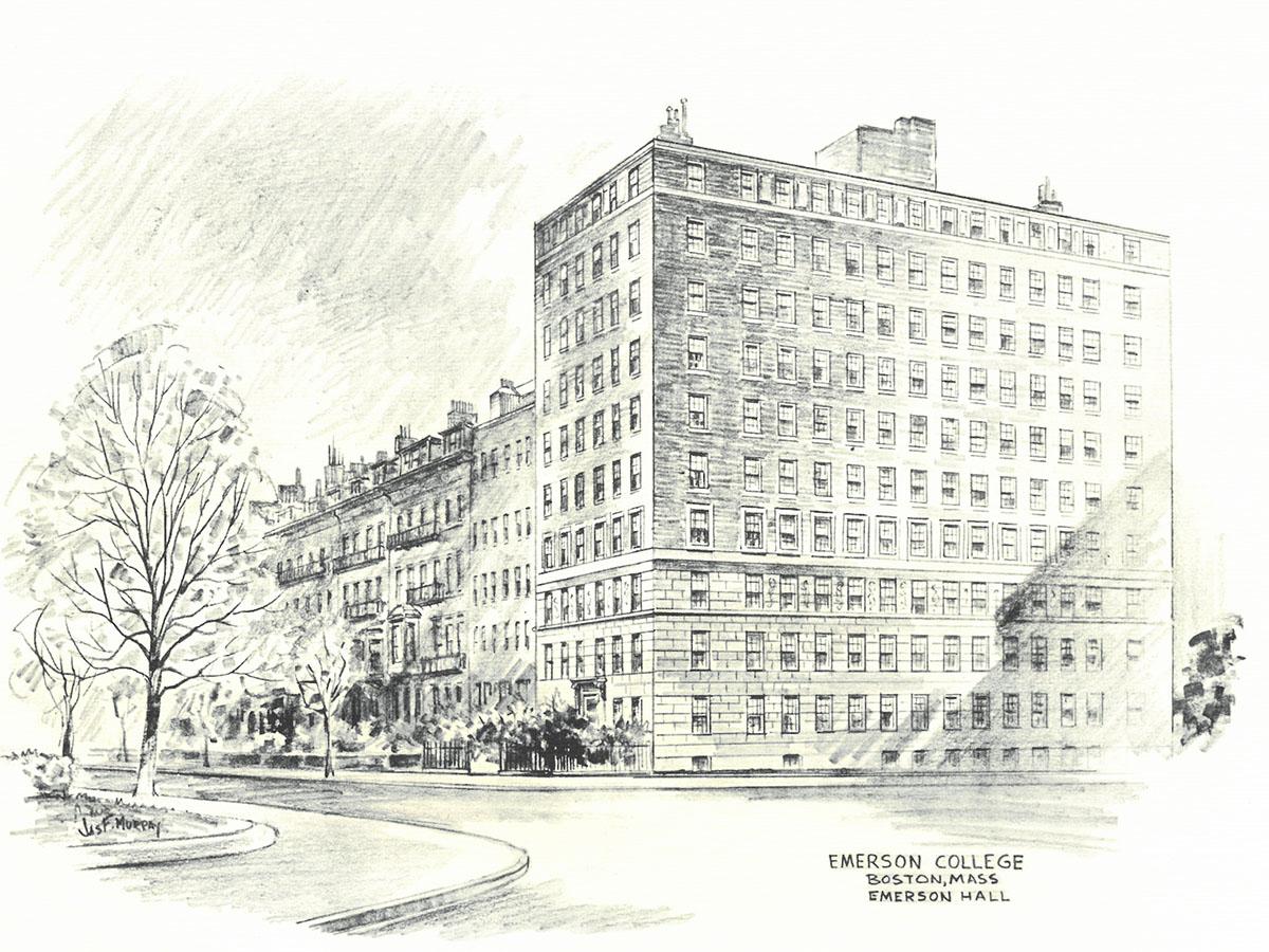 Rendering of 100 Beacon Street building