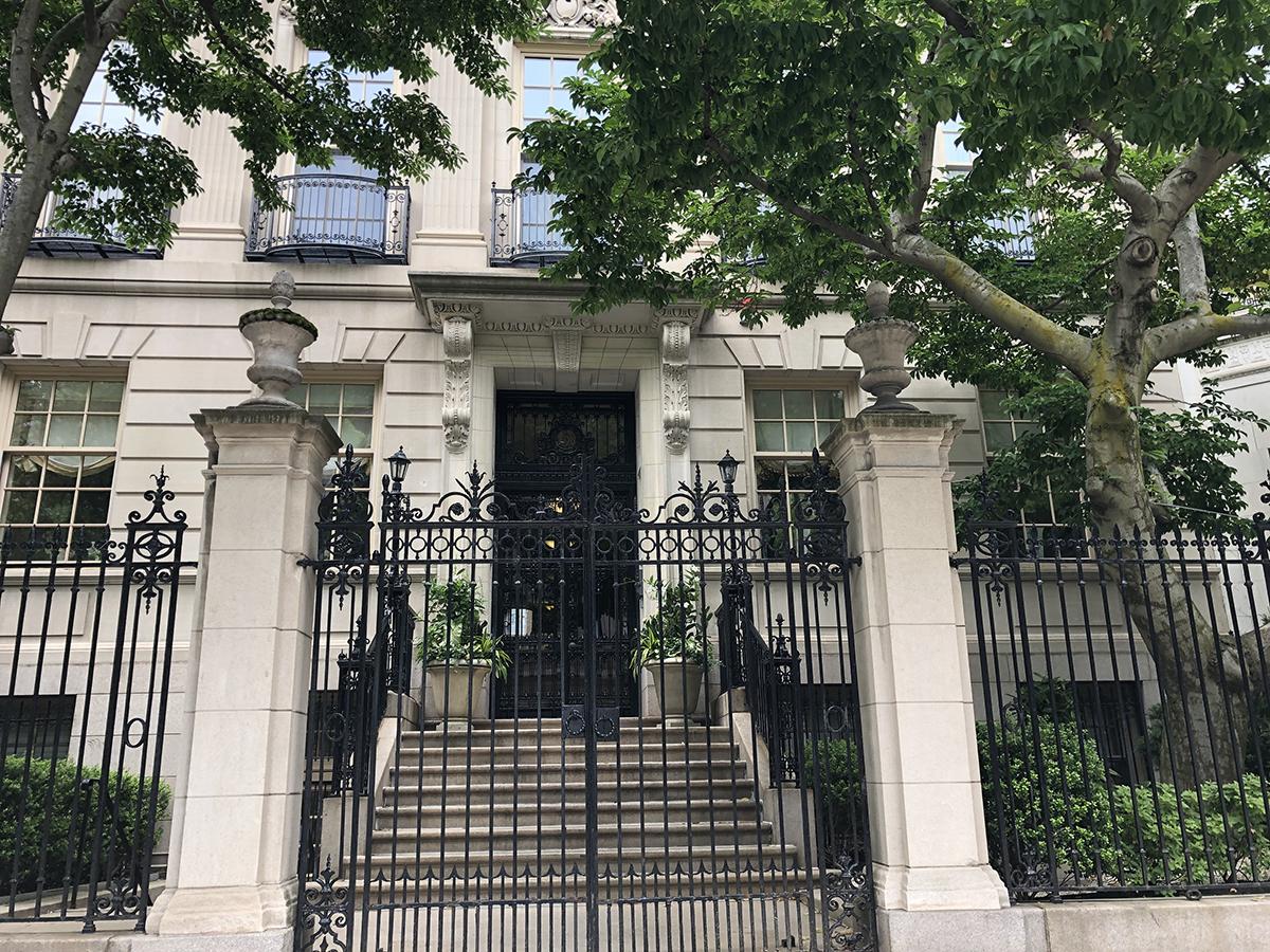 150-152 Beacon Street in June 2019
