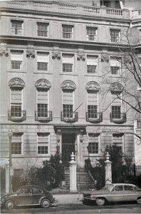 150 Beacon Street circa 1961 (Emerson College Archives)
