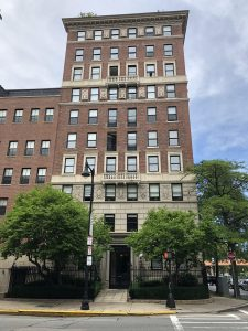 100 Beacon Street building in 2019
