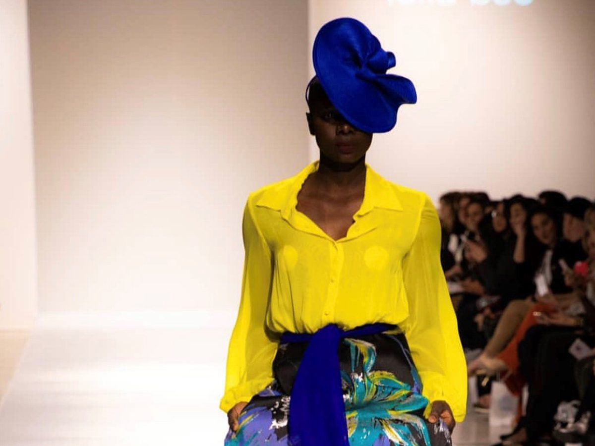 Designer Melina Cortes-Nmili's work will be on display at Diversity On the Runway on June 13, 2019.