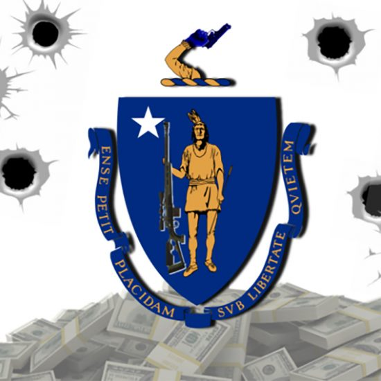 Emerson College's Journalism Department and Engagement Lab teamed up with several noteworthy nonprofit media outlets during the 2018-2019 school year to expose corruption around gun sales throughout Massachusetts. (Image from makefoia.work)