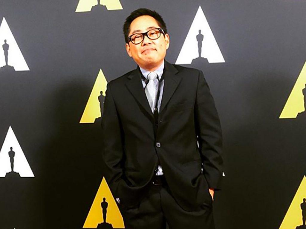 Ed Lee standing