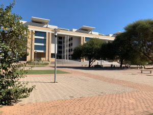 University of Botswana campus
