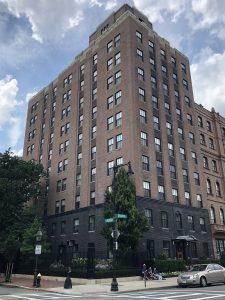 6 Arlington Street in 2019