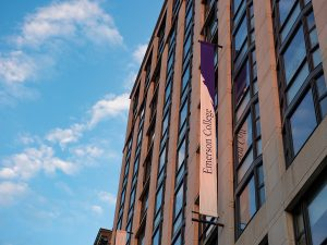 Emerson College Spring 2020.U S News Ranks Emerson In Top Ten For Fourth Year Emerson