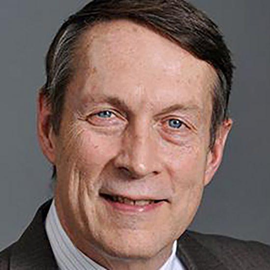 Senior Journalist-in-Residence Doug Struck