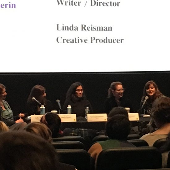 five women panelists