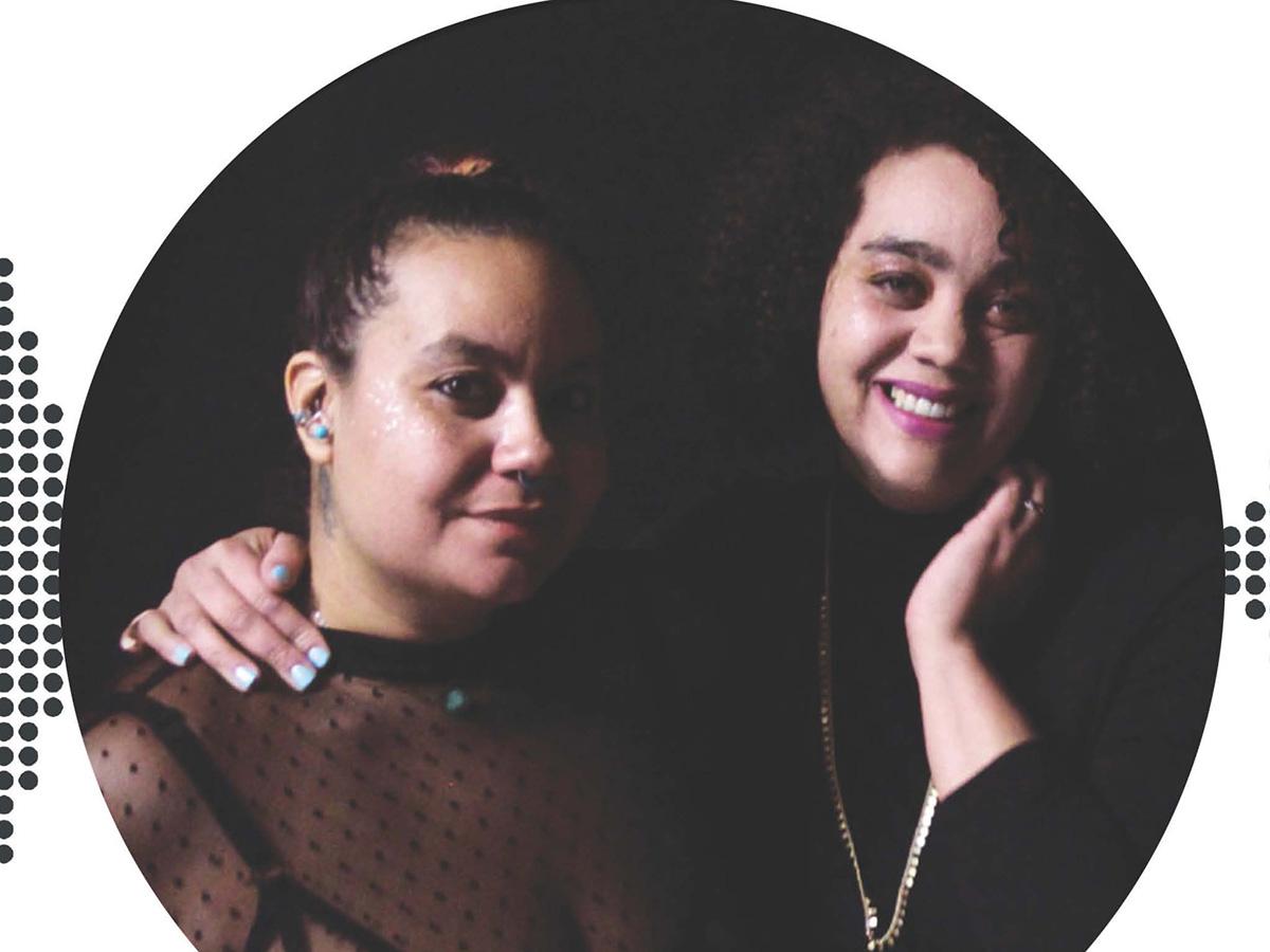 Brown sisters head shot