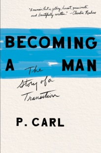 Book cover of Becoming a Man: The Story of a Transition