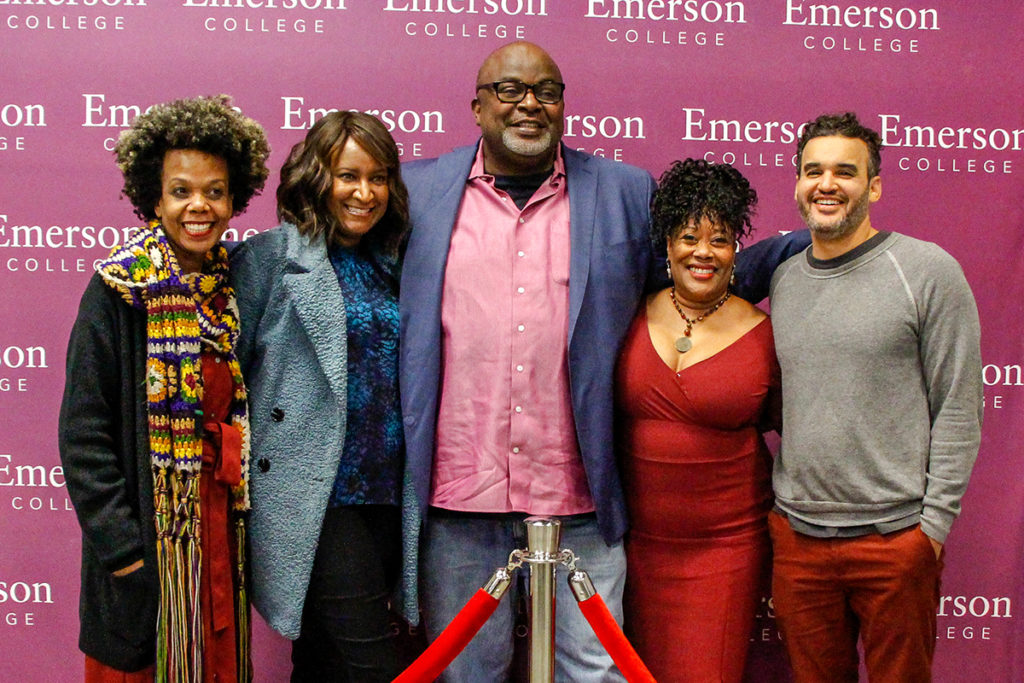 Oscar Talk 2020 - Tribute to Singleton panelists