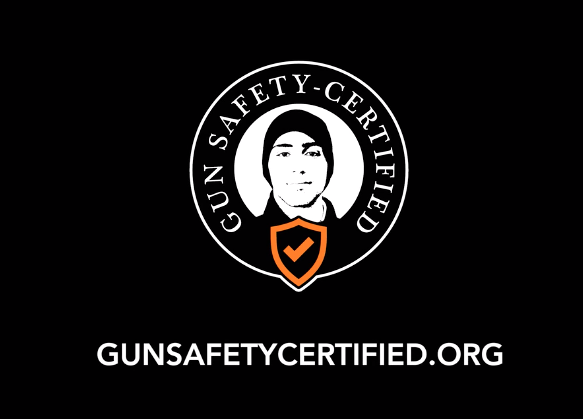 Gun Safety-Certified logo