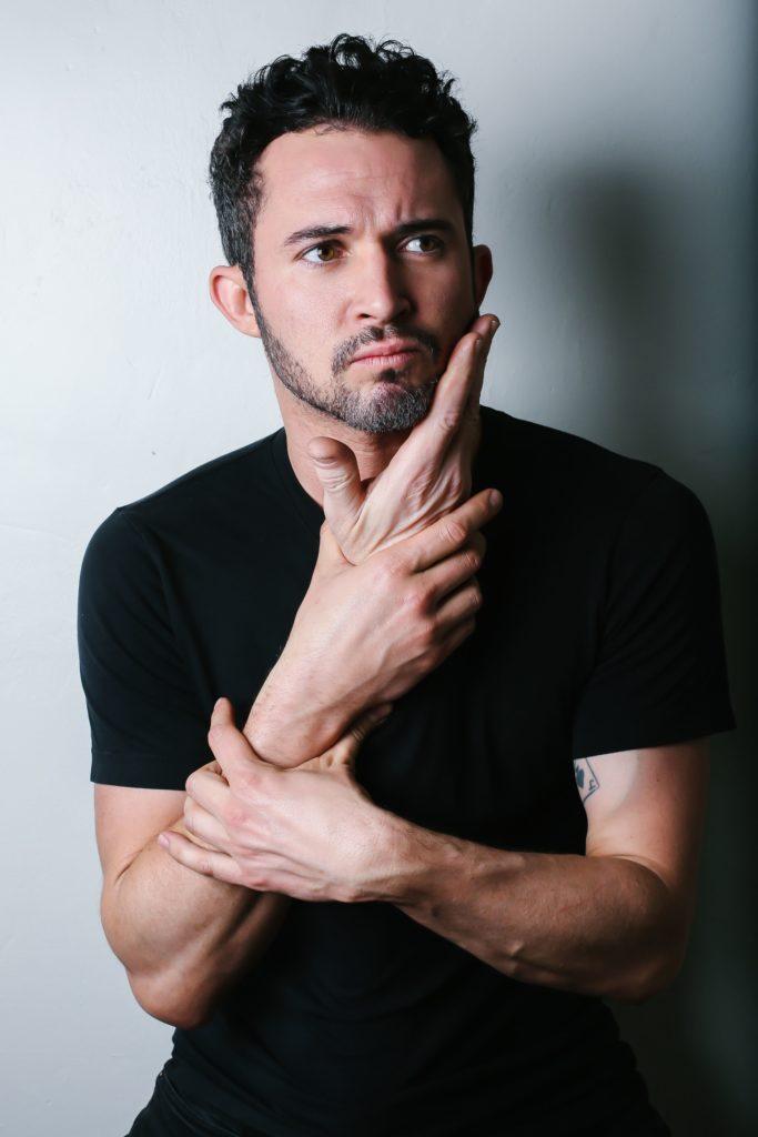 Justin Willman magically has three hands