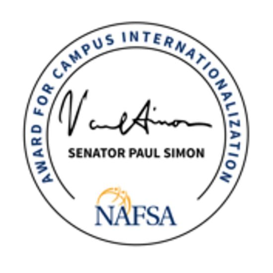 Paul Simon Award logo