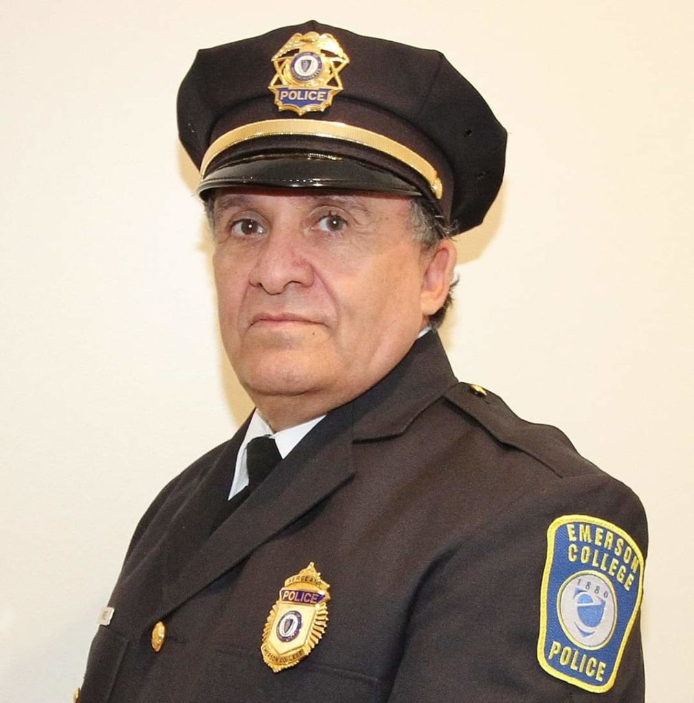 Lt. Morse headshot
