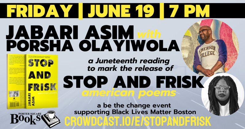 Stop & Frisk Reading poster