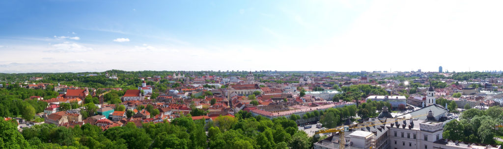 Vilnius, Lithuania's capital. [Stockvault Photo/Proslgn]