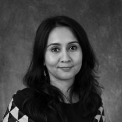 Rituparna Mitra head shot