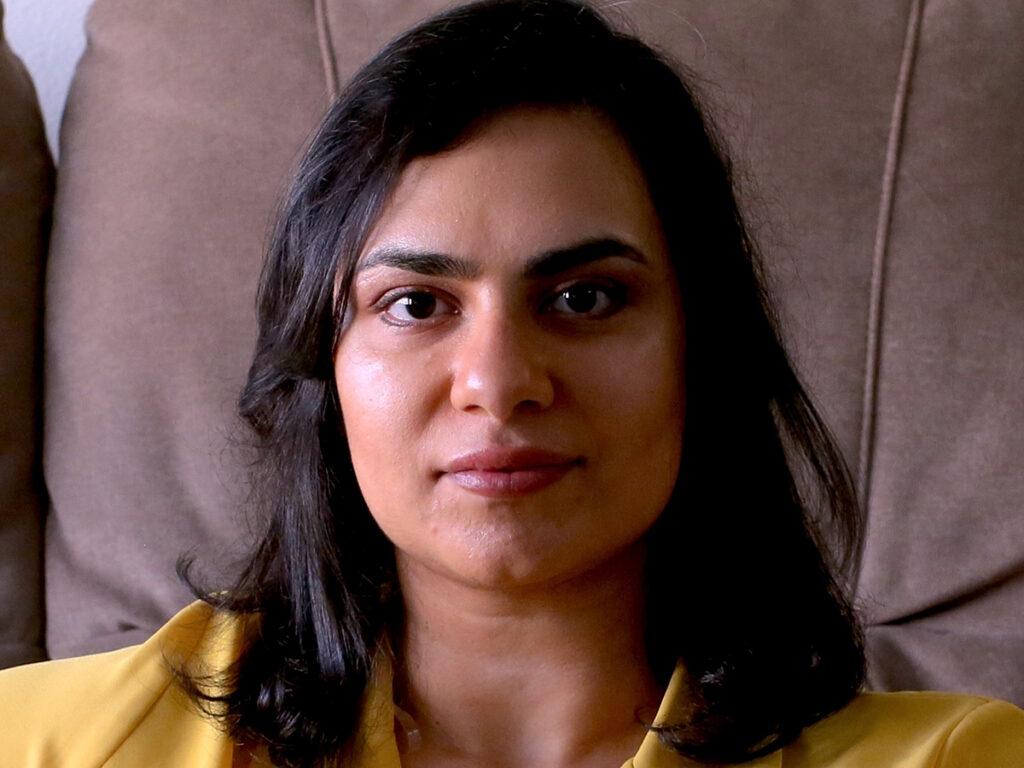 Hanadi Elyan head shot