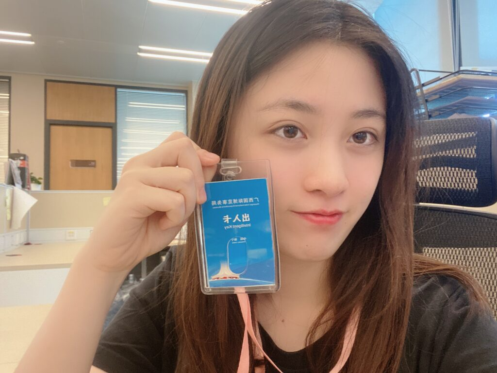 Communication Studies major Jixuan Lin '20