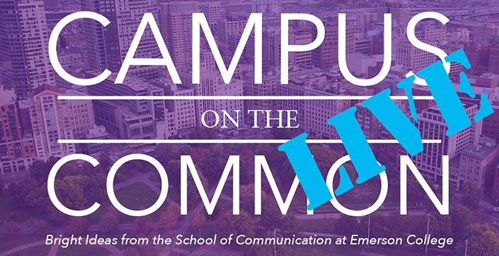 Campus on the Common LIVE title image