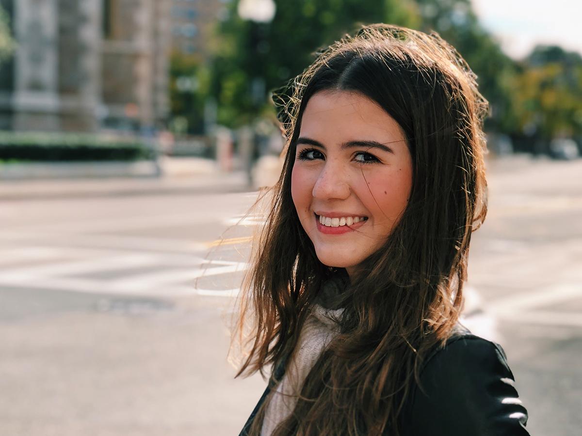 Isabela Gonzalez Contreras head shot