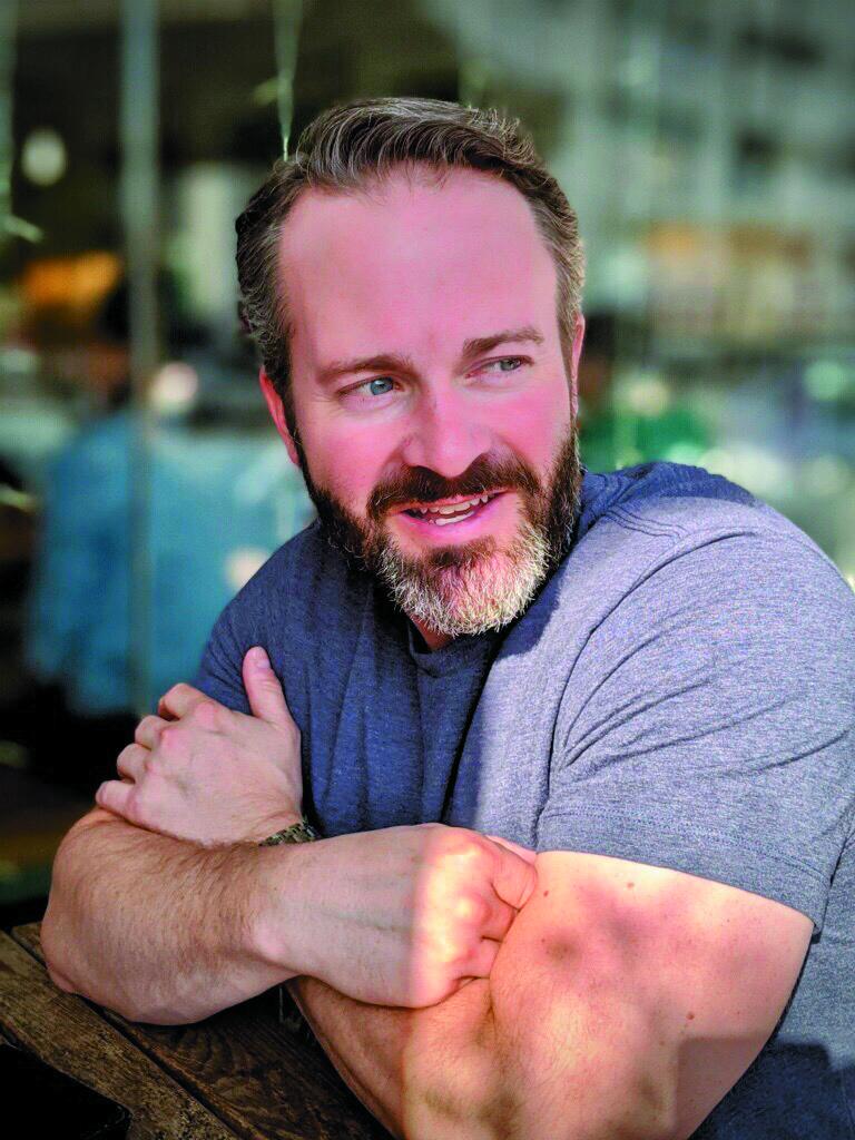 Head shot of Tom Krajewski