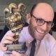 Raphael Bob-Waksberg holds Ready Wit Award