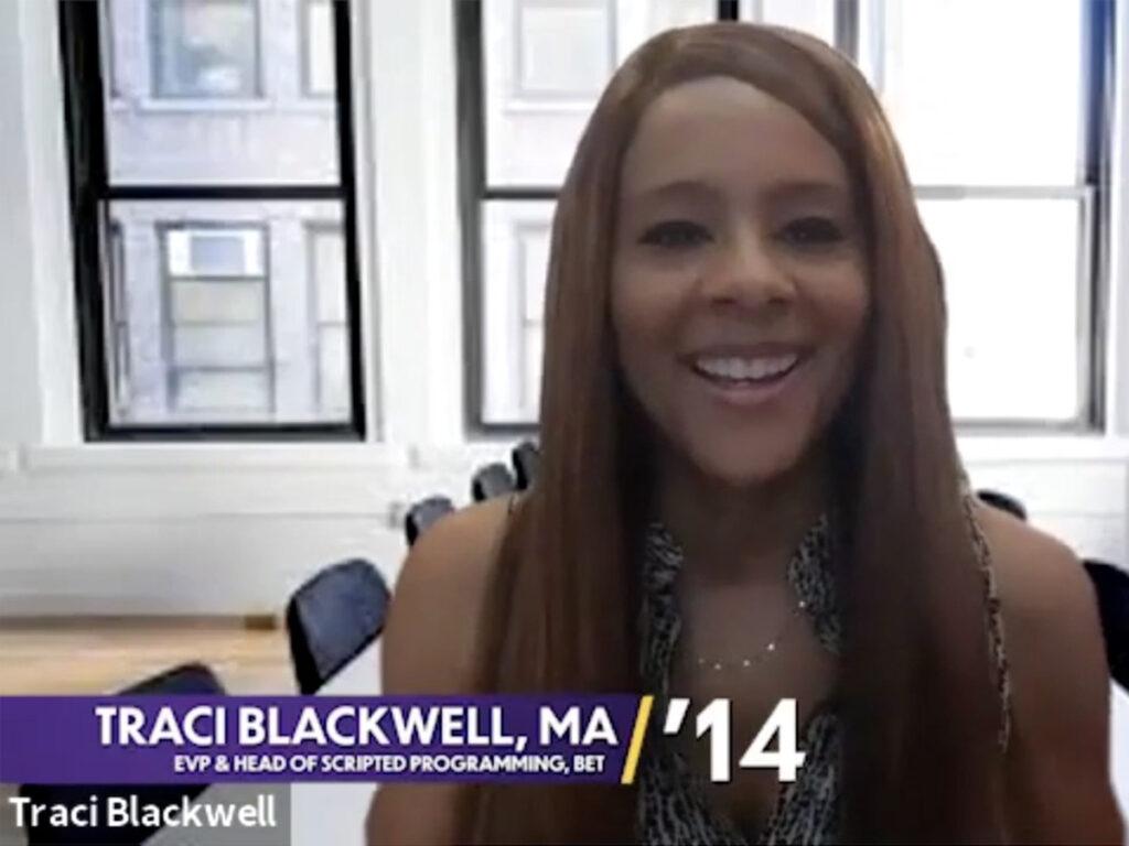 Traci Blackwell screen shot