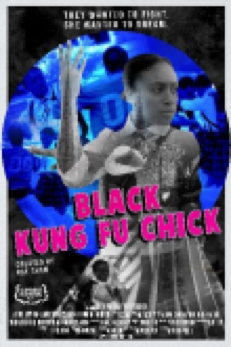 Web series cover image of girl doing martial arts