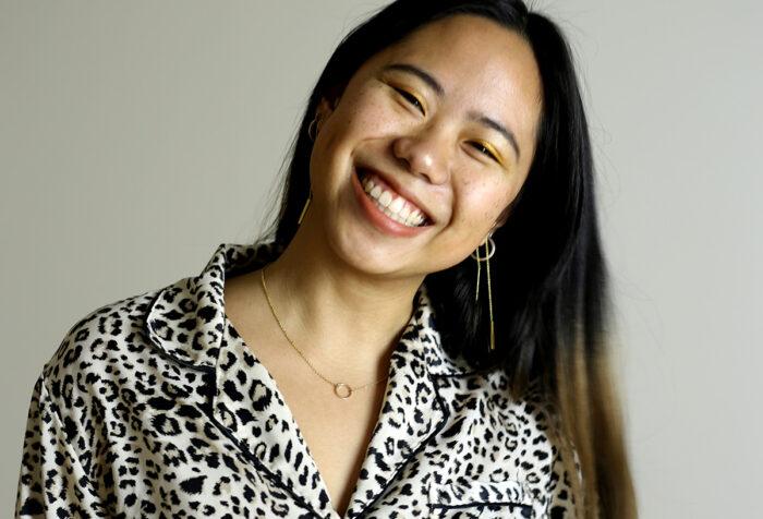 Alyssa Lara smiling