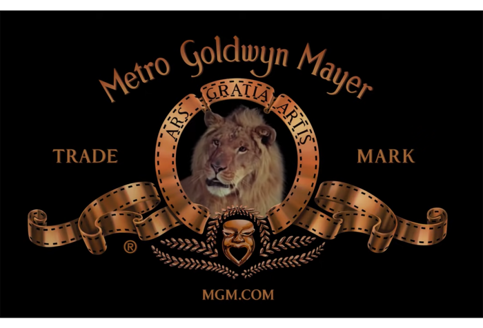 MGM's lion