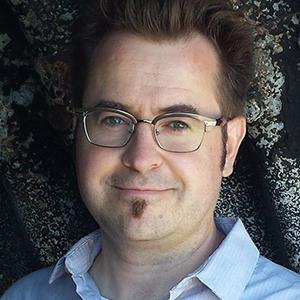 Headshot of a man