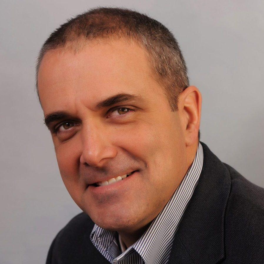 Oscar Talk founder and organizer, Owen Eagan, Communication Studies Senior Lecturer