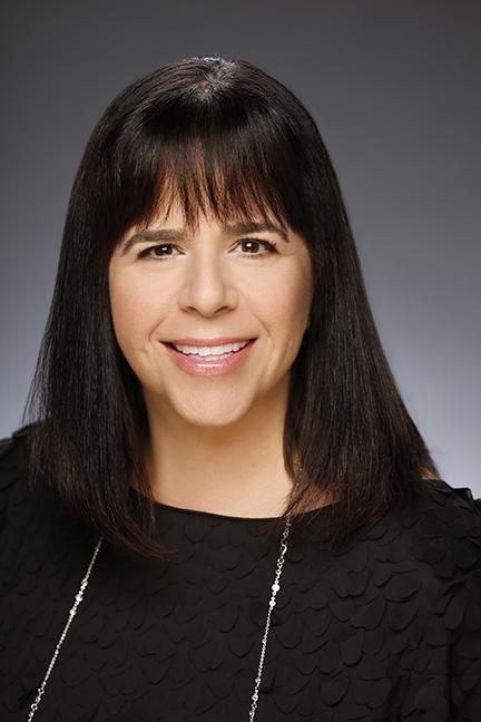 Lisa Gregorian head shot